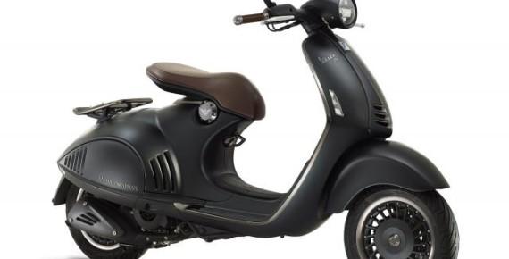 Vespa 946 Emporio Armani: lo scooter firmato Giorgio Armani